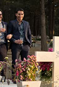 Alfonso Herrera and Miguel Ángel Silvestre in Sense8 (2015)