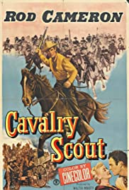 Cavalry Scout Poster