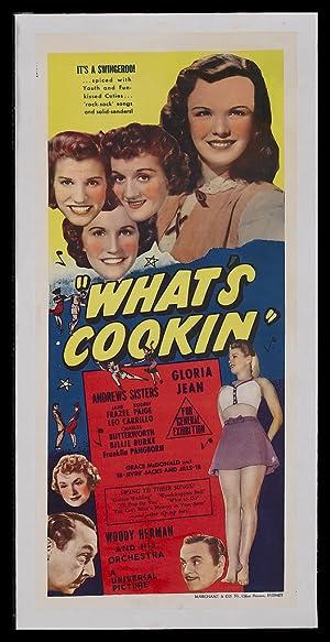 Edward F. Cline What's Cookin'? Movie