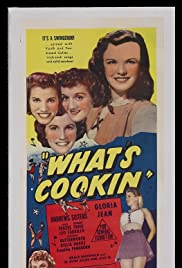What's Cookin' Poster