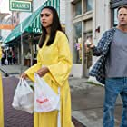 Lee Tergesen and Jessica Garza in The Purge (2018)