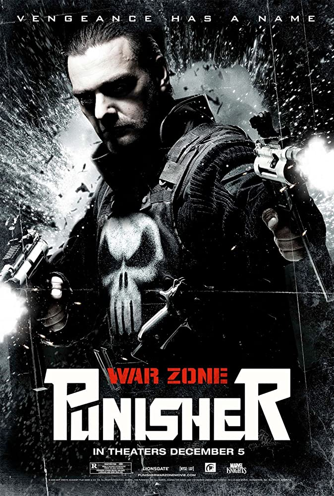 Punisher War Zone (2008) Dual Audio 720p BluRay x264 [Hindi – English] ESubs
