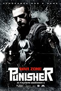 Punisher: War Zone 720p