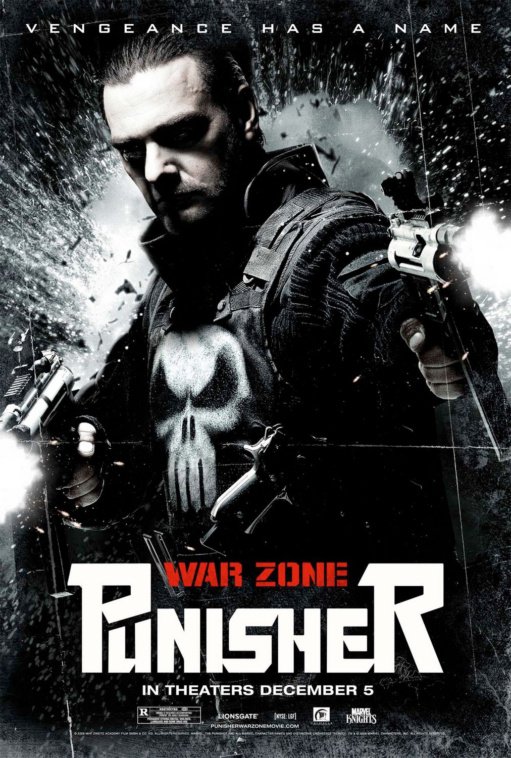 Punisher: War Zone (2008) BluRay 720p & 1080p