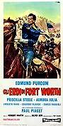 Assault on Fort Texan (1965) Poster