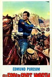 Assault on Fort Texan Poster