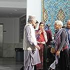 Faran Tahir, Iram Parveen Bilal, Qavi Khan, and Nikita Tewani in I'll Meet You There (2020)
