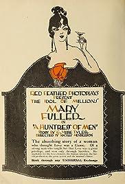 The Huntress of Men Poster