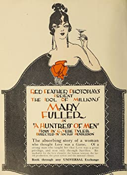 The Huntress of Men (1916)