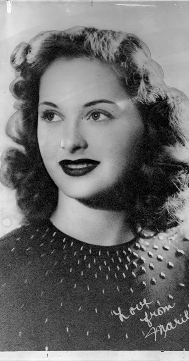 Marilyn Buferd - IMDb