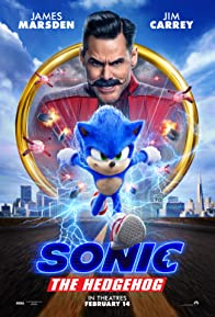 Primary photo for Sonic the Hedgehog