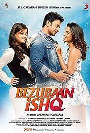 Bezubaan Ishq Poster
