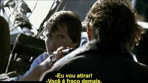Sea Wolf, The (Brazil/Portugese Trailer)