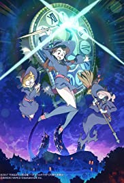 Little Witch Academia: Chamber of Time Poster