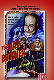 The Mad Butcher Poster