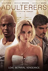 Sean Faris and Mehcad Brooks in Avouterie (2015)