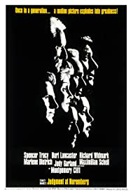 Judgment at Nuremberg (1961) Poster - Movie Forum, Cast, Reviews