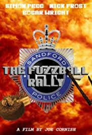 'Hot Fuzz': The Fuzzball Rally Poster