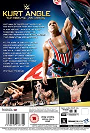 WWE: Kurt Angle - The Essential Collection Poster