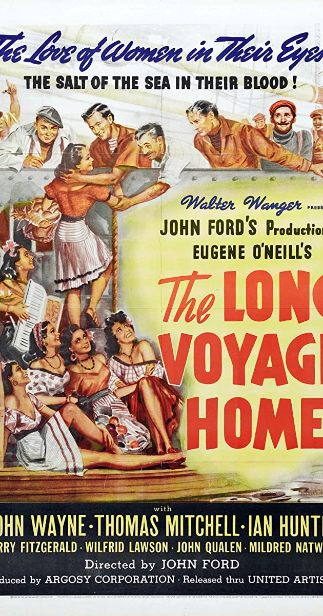 Subtitle of The Long Voyage Home