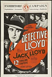 Detective Lloyd Poster