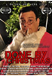 Done by Christmas Poster