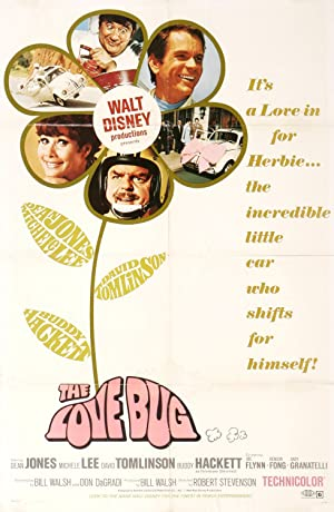 The Love Bug Poster Image