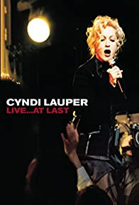 Primary photo for Cyndi Lauper: Live... At Last