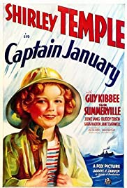 Captain January (1936) Poster - Movie Forum, Cast, Reviews