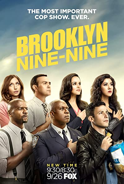 Brooklyn Nine Nine Season 3 COMPLETE 480p & 720p