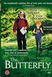 The Butterfly Poster