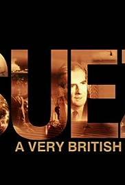 Suez: A Very British Crisis Poster