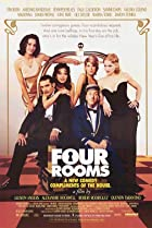 Four Rooms (1995) Poster