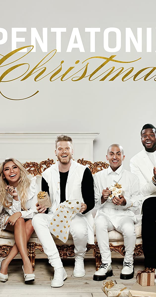 Pentatonix Christmas Special 2019.A Pentatonix Christmas Special 2016 Imdb