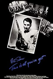 Artie Shaw: Time Is All You've Got Poster