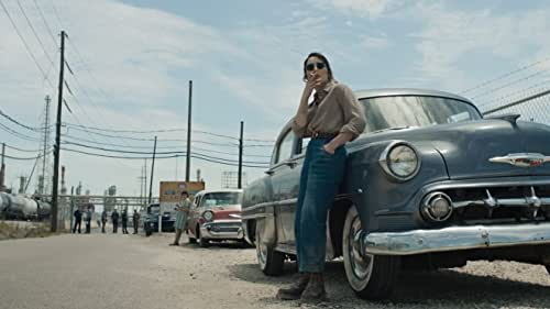 In post-WWII America, a woman (Noomi Rapace), rebuilding her life in the suburbs with her husband (Chris Messina), kidnaps her neighbor (Joel Kinnaman) and seeks vengeance for the heinous war crimes she believes he committed against her. Directed by Yuval Adler from a script by Ryan Covington and Yuval Adler.