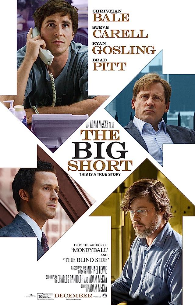 Didžioji skola / The Big Short (2015)
