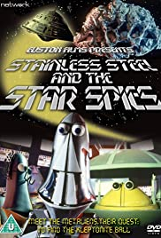 Stainless Steel and the Star Spies Poster