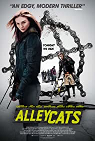 Eleanor Tomlinson and Josh Whitehouse in Alleycats (2016)