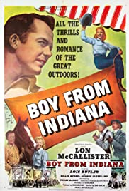 The Boy from Indiana Poster
