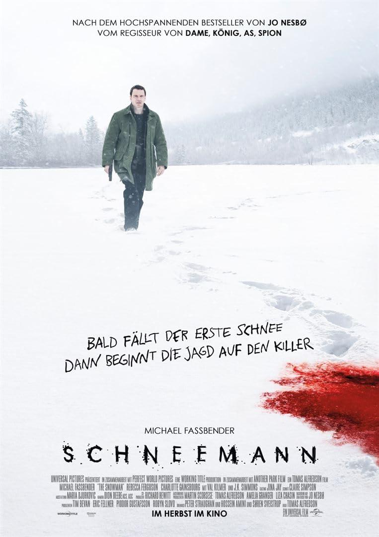 The Snowman (2017) Hindi Dubbed