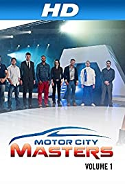 Motor City Masters Poster