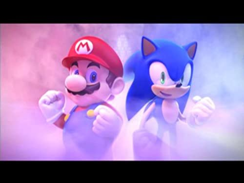 Mario And Sonic At the London 2012 Olympic Games (VG)