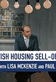 The Great British Housing Sell-Off Poster