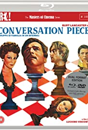 Conversation Piece (1974) Poster - Movie Forum, Cast, Reviews