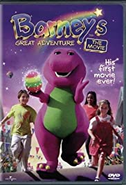 Barney's Great Adventure (1998) 720p