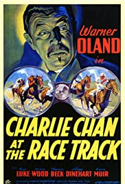 Image result for charlie chan at the racetrack