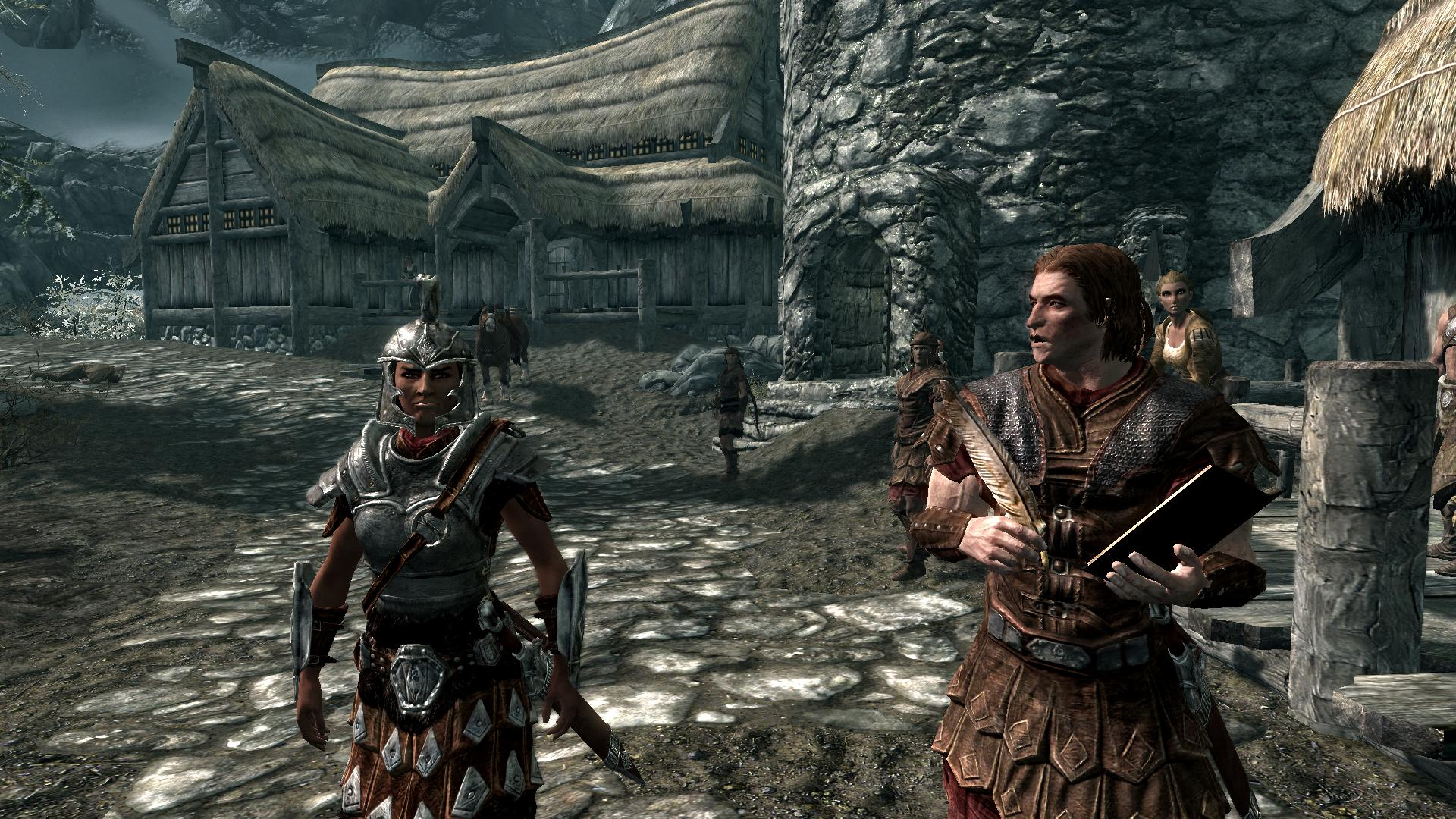 The Elder Scrolls V: Skyrim (Video Game 2011) - Photo