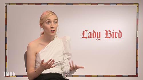 'Lady Bird' Star Saoirse Ronan Catches the Directing Bug