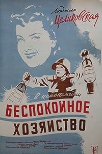 Watch free movie sites online Bespokoynoe khozyaystvo Soviet Union [HDR]